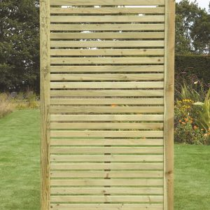 Slatted Wing 900 x 1800
