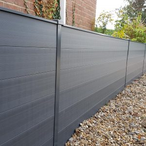 Fencemate Durapost Composite Gravel Board 1.83m - 2.4m