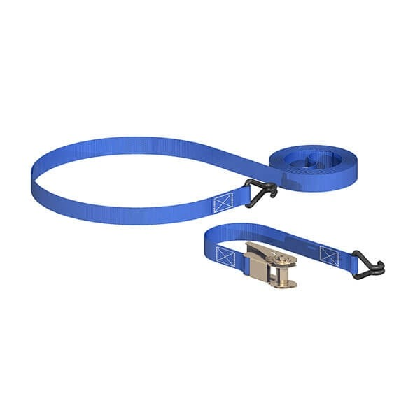 SITEMATE® Ratchet Tie Down with Chassis Hooks