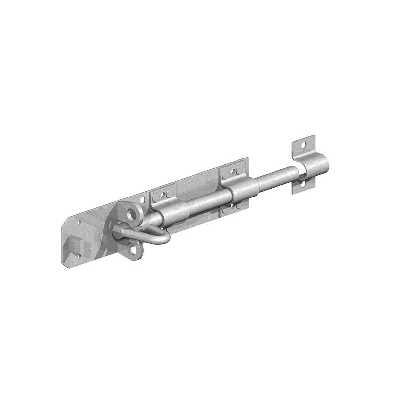 "GATEMATE® Brenton Padbolt, 6 x ½"" / 150 x 12mm, Galvanised"
