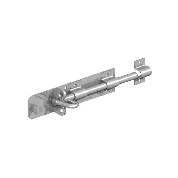 "GATEMATE® Brenton Padbolt, 8 x ½"" / 200 x 12mm, Galvanised"