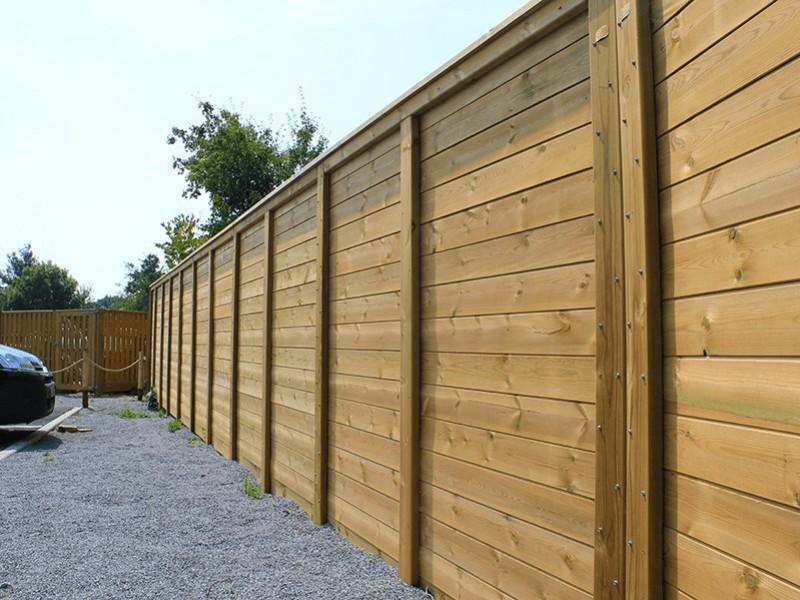 How many fence panels will I need?