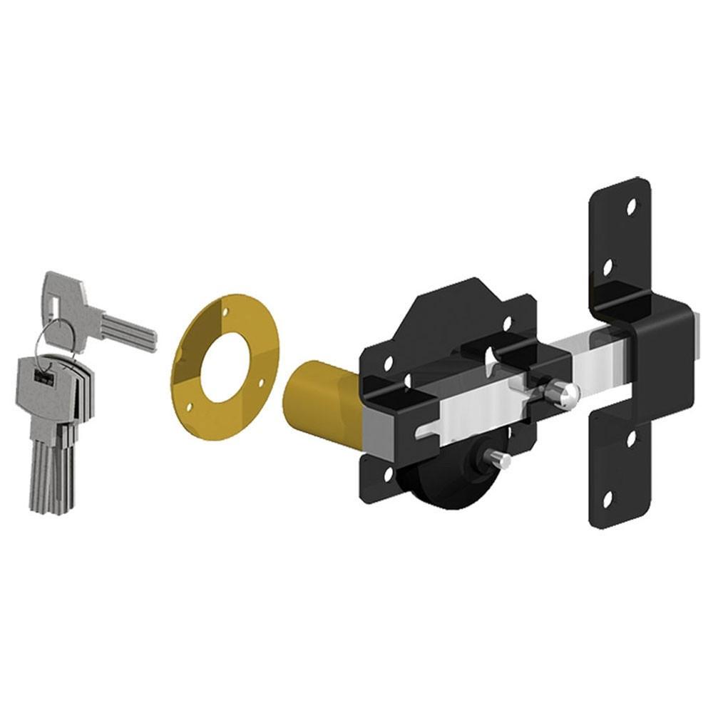 GATEMATE® Premium Long Throw Lock - Single Locking