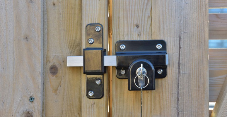 Award winning: A lock with confidence