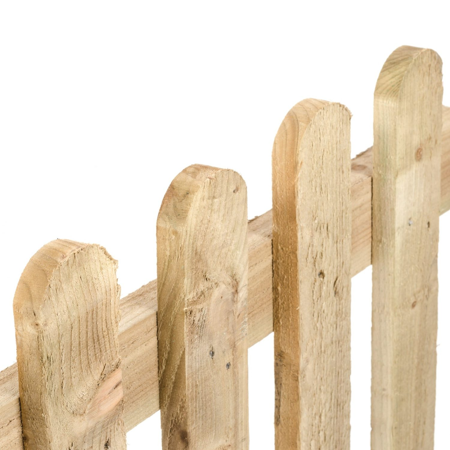 Traditional Picket Fence
