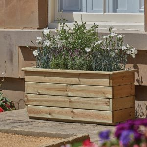 Carlton Trough Planter, Large