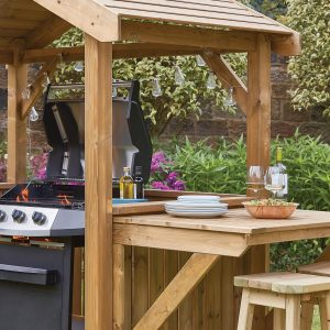 Appleton Signature Party Shelter & Stools